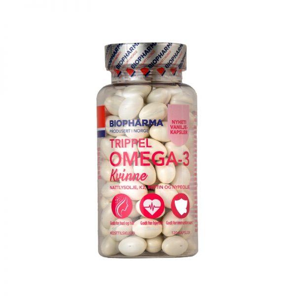 Omega 3 kapsule pre ženy