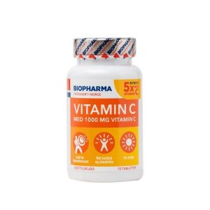 VitaminC so Zinkom